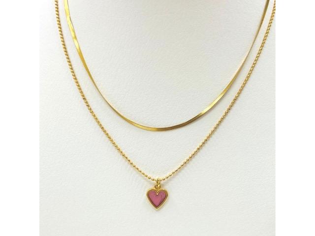 Κολιέ True love necklaces set