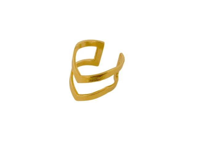 Δαχτυλίδι Gold Arrow