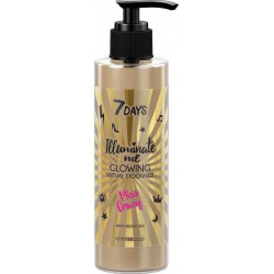 7Days MISS CRAZY Glowing Virtual Stockings 200ml