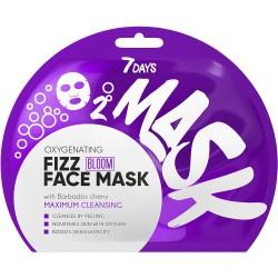 7DAYS BLOOM Maximum Cleansing Sheet Mask 25g