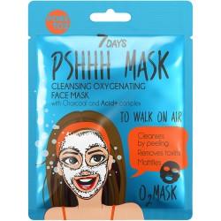 7DAYS PSHHH To Walk On Air Sheet Mask 25g