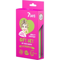 7DAYS Gift set Beauty week (7 μάσκες)