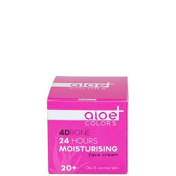 Aloe Plus 24 Hours Moisturising Face Cream