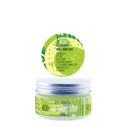Aloe Plus Face Scrub Apple Martini