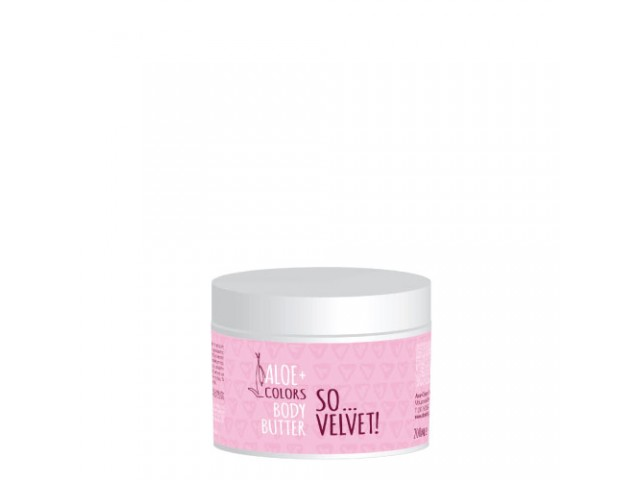Aloe Plus Body Butter 200ml So Velvet