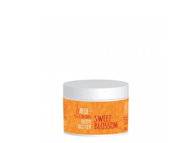 Aloe Plus Body Butter 200ml Sweet Blossom