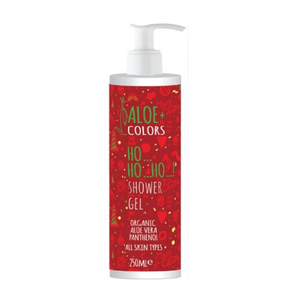 Aloe Plus Shower Gel Christmas Ho ho ho Aloe Colors