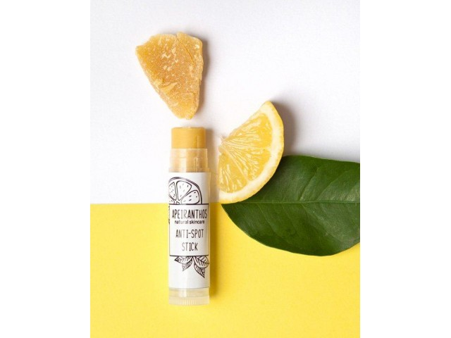 Apeiranthos Anti spot stick   Tea tree + Lemon, 5gr
