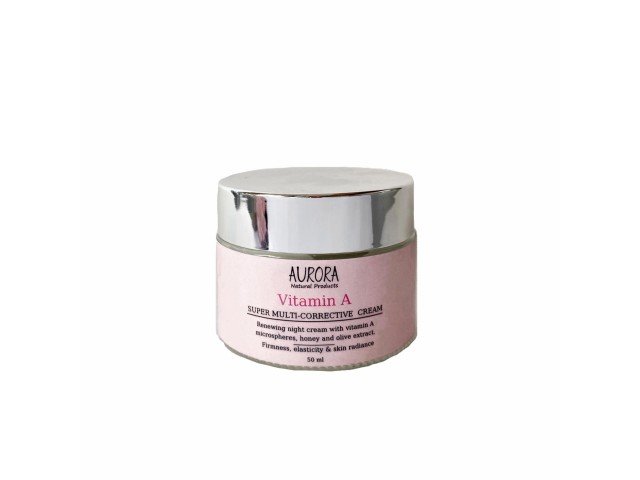 Aurora - VITAMIN A SUPER MULTI-CORRECTIVE CREAM, 50ML