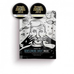 BARBER PRO Face Mask Rejuvenating & Hydrating with Anti-Ageing Collagen