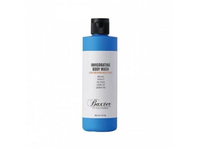 Baxter of California Invigorating Body Wash Citrus&Herbal Musk Essence 236ml (8fl.oz)