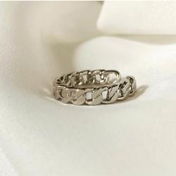 Δαχτυλίδι Chain Silver