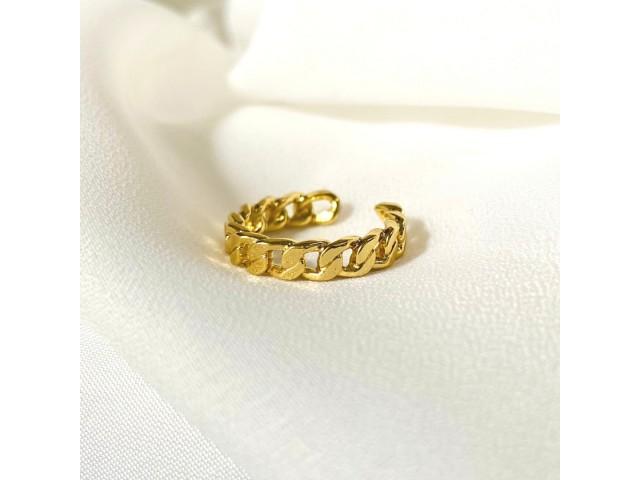 Δαχτυλίδι Chain Gold