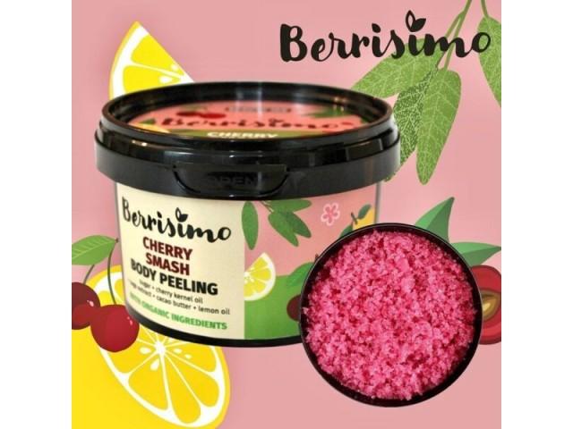 Beauty Jar Berrisimo Cherry Smash Body Peeling - 300gr