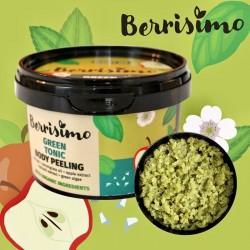 Beauty Jar Berrisimo Green Tonic Body Peeling 400gr