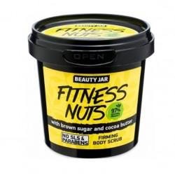 Beauty Jar, FITNESS NUTS, Συφτικτικό Scrub Σώματος, 200gr