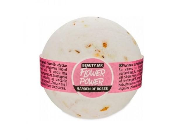 Beauty Jar FLOWER POWER Bath Bomb, 150gr