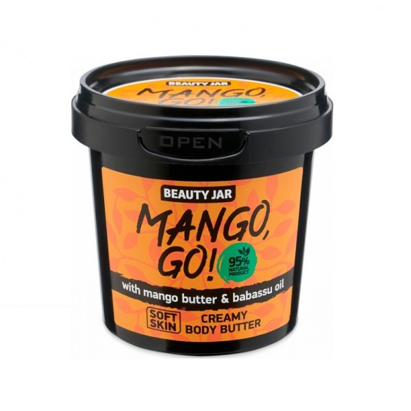 Beauty Jar Mango Go, 135gr