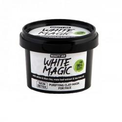 Beauty Jar, White Magic Μάσκα λεύκανσης για το πρόσωπο - 120gr
