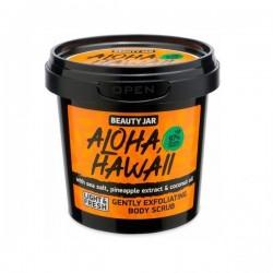 Beauty Jar, ALOHA HAWAII, Αναζωογονητικό Scrub Προσώπου και Σώματος, 200gr
