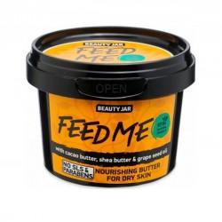 Beauty Jar FEED ME Θρεπτικό βούτυρο σώματος, 90gr