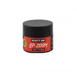 Beauty Jar LIP ZOOM Ζεστό Scrub Χειλιών