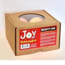 Beauty Jar, Joy Bath Bomb Gift Set