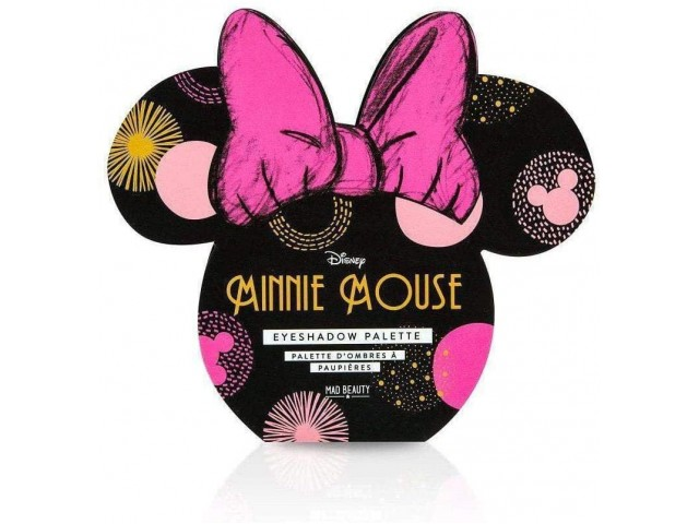 Mad Beauty Minnie Magic Eyeshadow Pallete
