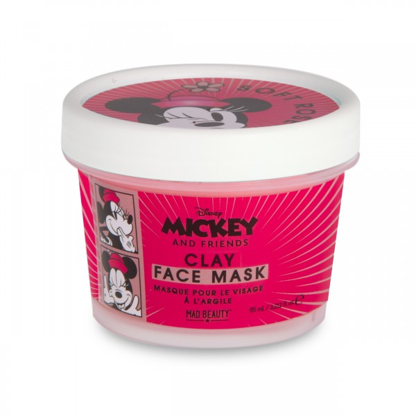 Mad Beauty CLAY MASK MINNIE ROSE, 95ml