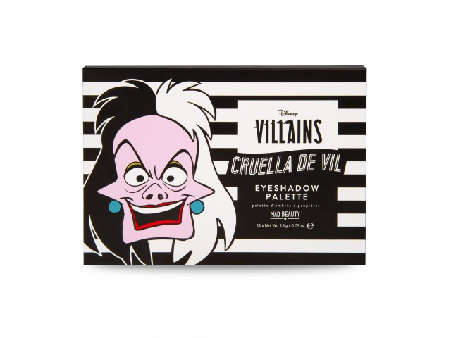Mad Beauty CRUELLA EYESHADOW PALETTE