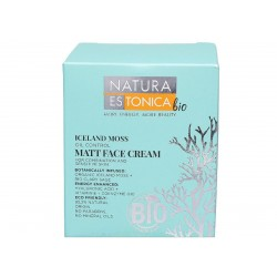 Natura Estonica , Iceland Moss, Face Cream , 50ml