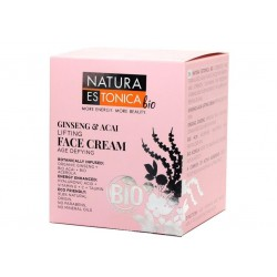 Natura Estonica, Ginseng Acai, Face Cream, 50ml