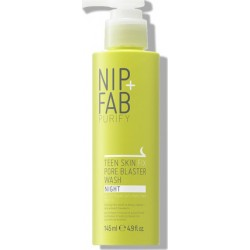 Nip Fab Teen Skin Pore Blaster Night Wash 145ml
