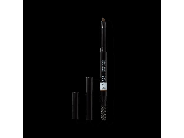 NIP + FAB  Eyebrow Pencil Ash Brown