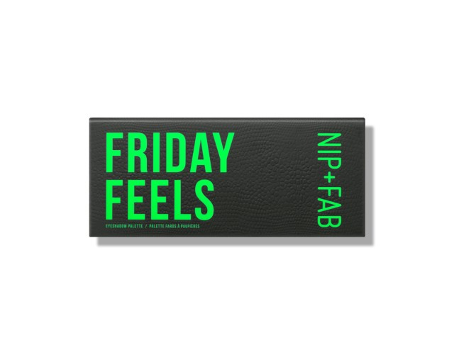 NIP + FAB Eyeshadow palette FRIDAY FEELS 01 12