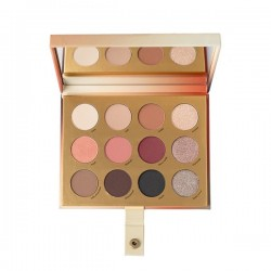 PAESE Deep Nude Eyeshadow Palette 19 g
