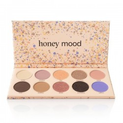PAESE Honey Mood Eyeshadow Palette, 15 g