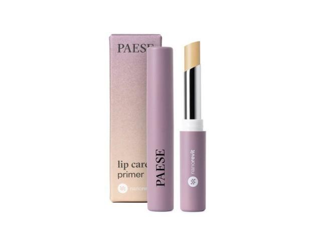 Paese - Nanorevit Lip Care Primer - Light Gold 2,2gr
