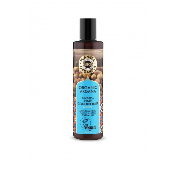 Planeta Organica, Argana, Natural Hair, Conditioner, 280ml