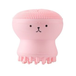 ETUDE HOUSE MY BEAUTY TOOL EXFOLIATING JELLYFISH - SILICON BRUSH