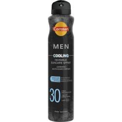 Carroten MEN Cooling Invisible Suncare Spray SPF30, 200ml
