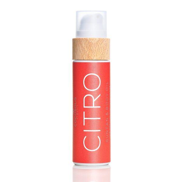 COCOSOLIS ORGANIC CITRO Sun Tan Body Oil - 110ml