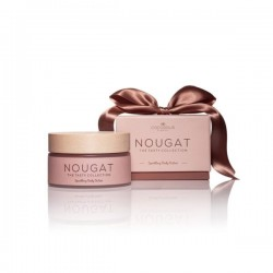 COCOSOLIS ORGANIC NOUGAT Sparkling Body & Face Butter -250ml