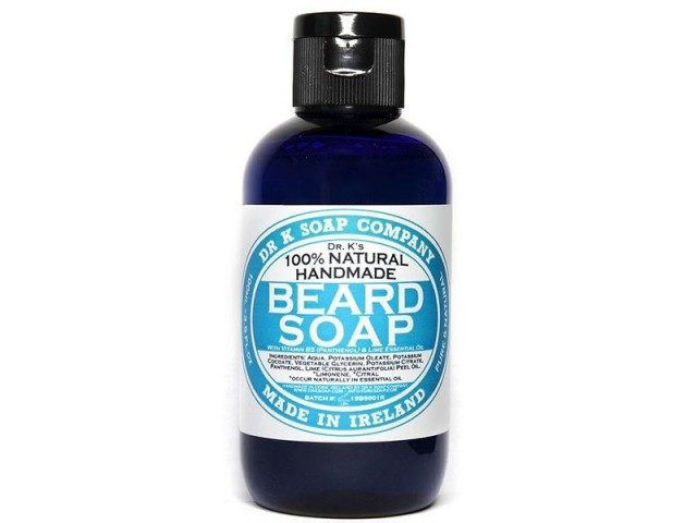 Dr K Soap Beard Soap 100ml