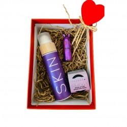 Purple Valentine's Box