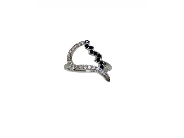 Δαχτυλίδι Aurora - Ασήμι 925